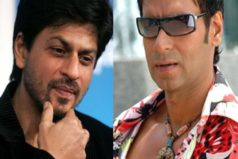 Action Jackson the Ajay Devgn's movie Trailer to release With Shah Rukh Khan's 'Happy New Year