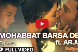 'Mohabbat Barsa De' Track From 'Creature 3D' Released Feat Surveen Chawla