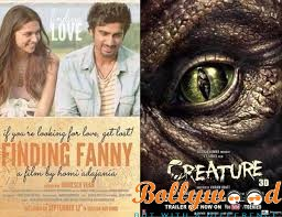 Finding Fanny and Creature 3D First weekend collection