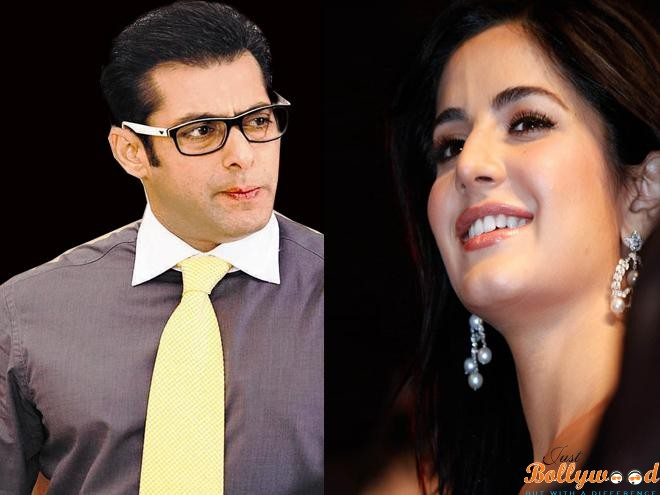 Is Katrina Kaif praising Salman Khan at lot these days