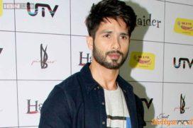 Shahid not eyeing the national awards