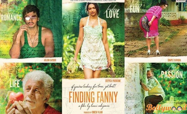 finding fanny movie