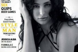 Hottest Nargis Fakhri Graced The Maxim Cover 2014 Edition