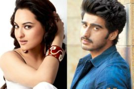 Is Arjun and Sonakshi the new lovebirds of B Town ?