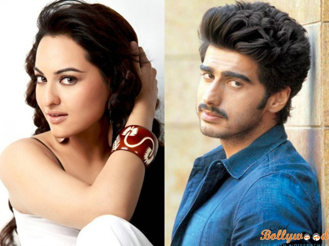 Photo of Is Arjun and Sonakshi the new lovebirds of B Town ?