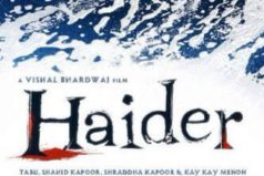 Haider First week Box office Collection