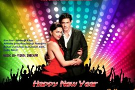 The tickets for Happy New Year begins