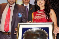 Juhi Chawla bags Vocational Excellence Award