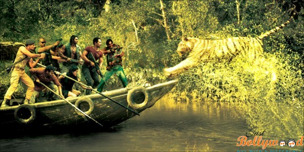 Photo of Movie Review : Roar – Tigers of the Sundarbans Makes hardly any sense to catch it live