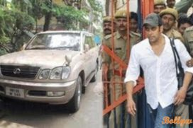 Salman is in trouble again in the infamous hit and run case