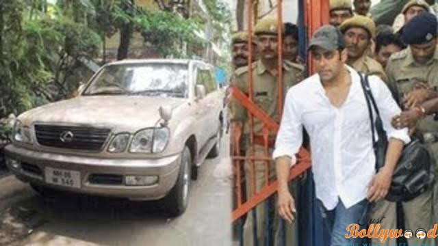 Salman in Hit and run case