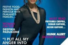 Shraddha Kapoor wrap over the cover of Cine Blitz