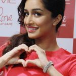 Shraddha Kapoor In Red   Top