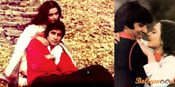 The Love Story of Amitabh and Rekha
