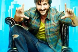 Catch the first look of Saif Ali Khan in Happy Ending
