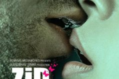 Zid Movie 2014 First Look Poster
