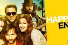 Happy Ending Movie Review – A Crackling Romantic Comedy