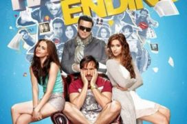 Brand New Poster of 'Happy Ending' embarks in the media