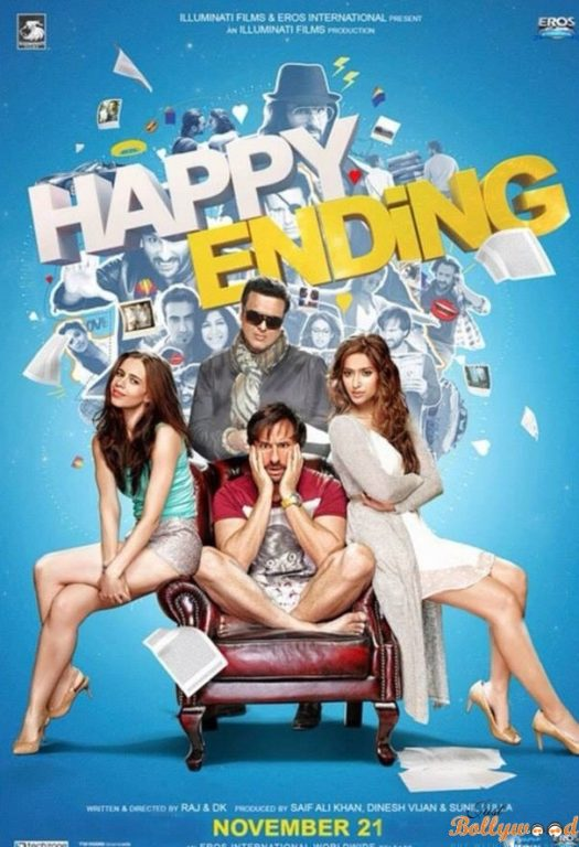 New Poster Happy Ending