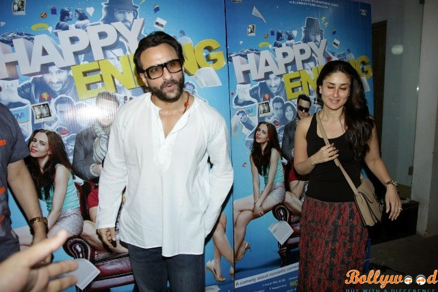 Special Screening-Of-Happy-Ending