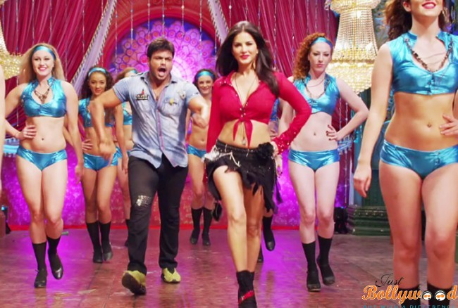 Sunny Leone makes 1.25 cr for item song