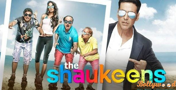 The shaukeens first week box office collection