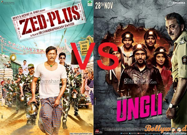 Zed Plus And Ungli First Day Box Office Collection