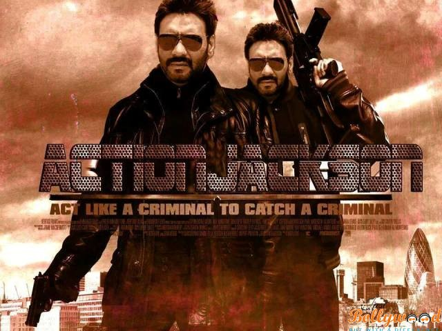 Action-Jackson 1st week box office collection