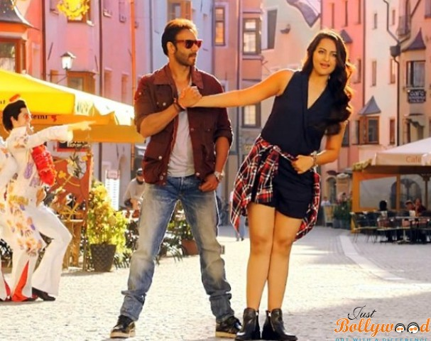 Action-Jackson 1st weekend box office collection