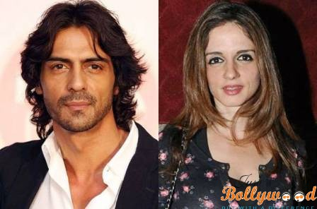 Arjum Rampal and Sussanne Khan