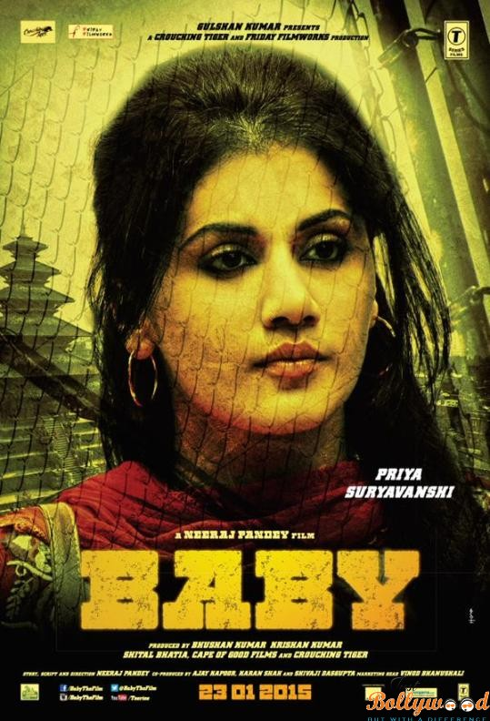Taapsee pannu poster