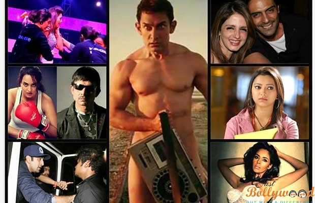 Bollywood Controversies 2014
