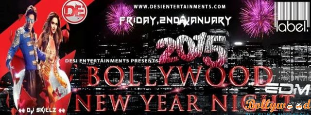 Bollywood Happy New Year eve Plans