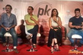 PK in a legal tangle, FIR against Aamir and Hirani