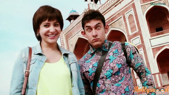 PK-1st weekend box office collection