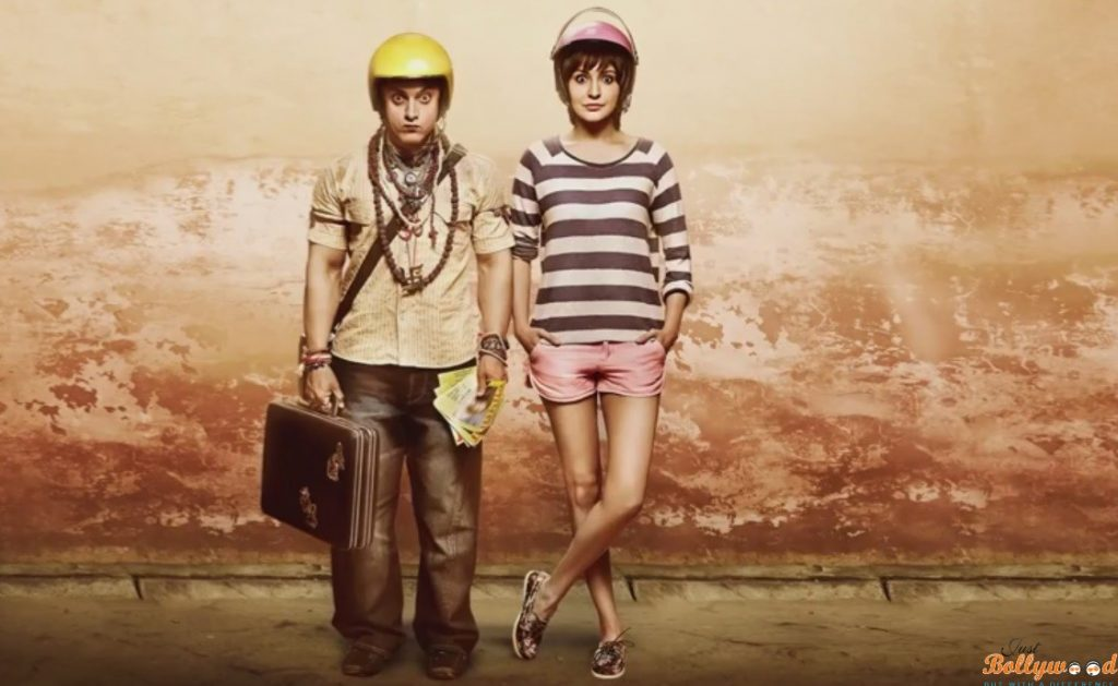 PK-Movie song released