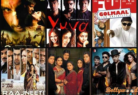 top ten best movies of bollywood
