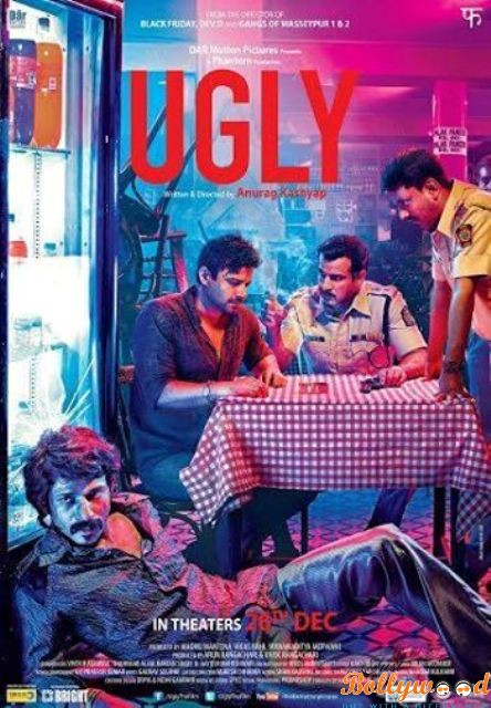 Ugly brand new poster released
