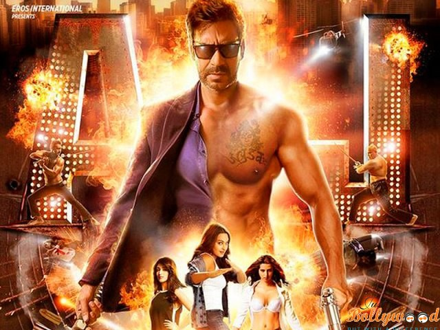 action-jackson-movie review