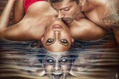 Bips and KSG starrer Alone new poster unleashed