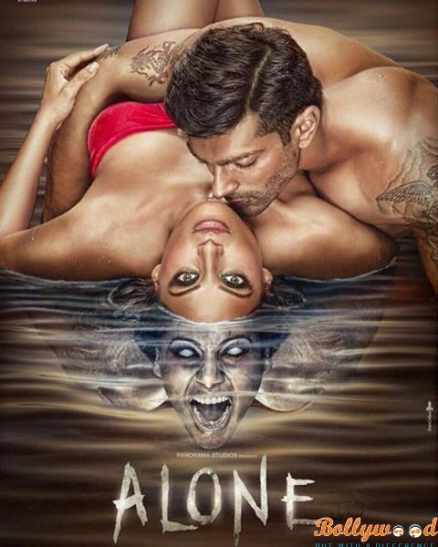 Photo of Bips and KSG starrer Alone new poster unleashed