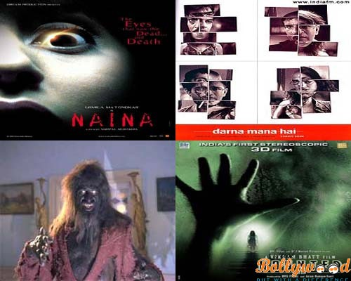 bollywood horror movies list