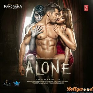 Alone 1st weekend box office collection