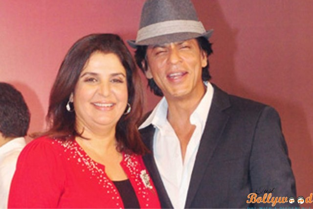 Farah Khan to make another film with SRK