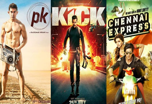 Highest Grossing Movies Of Bollywood Khans
