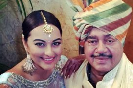 Kussh Sinha Sonakshi's brother ties a knot