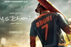 MS Dhoni's biopic to release on 22nd October 2015