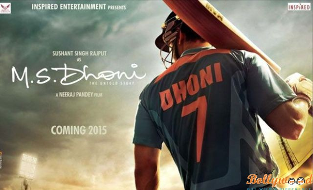 MS dhoni-the untold story movie date announced