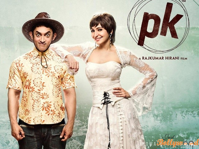 PK 5th week box office collection