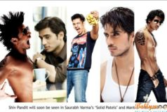 Shiv Pandit bags a role in Solid Patels  and Mantra